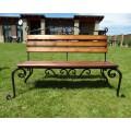Скамейки и столы садовые