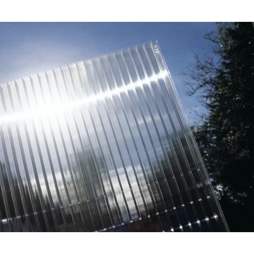 Сотовый поликарбонат 4мм, 2.1х6м, 0,6кг/м2